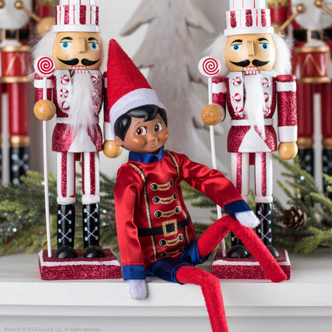 Elf on the Shelf | Sugar Plum Soldier