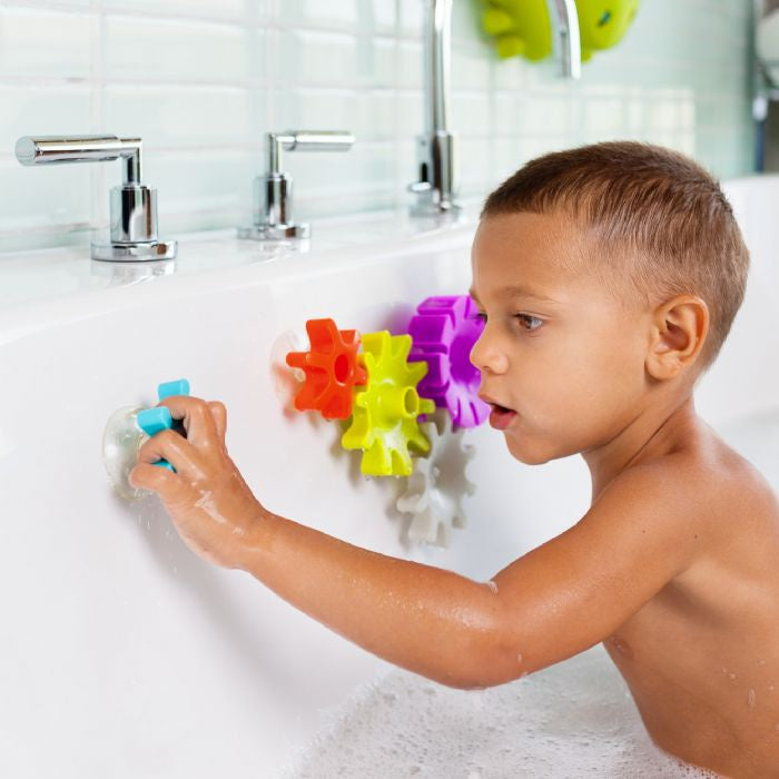 Boon | Bath Toys - Cogs Water Gears