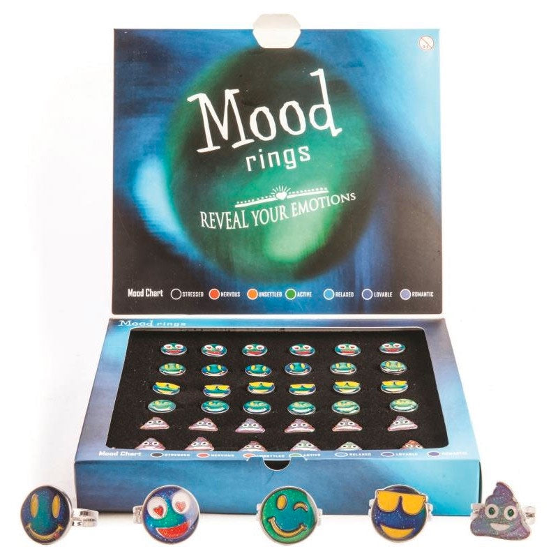 MDI | Mood Rings - Emoji