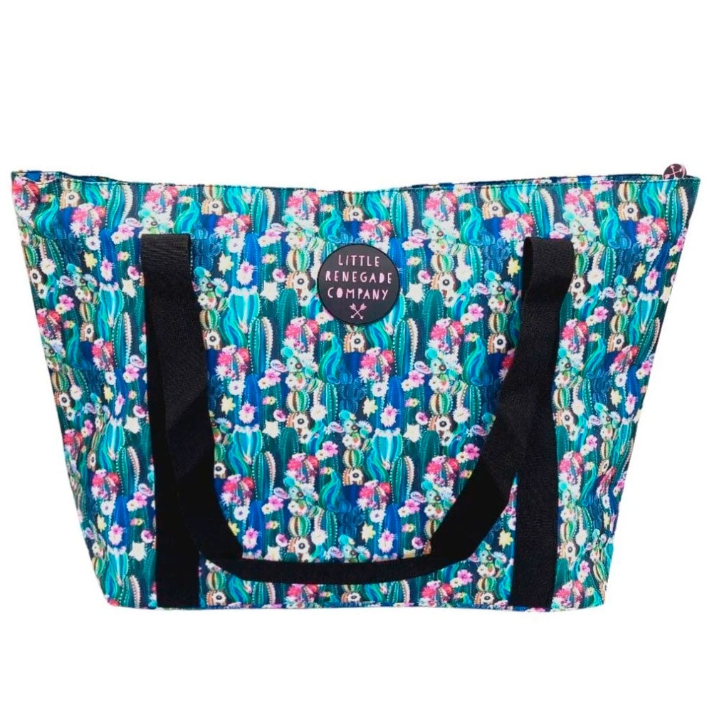 Little Renegade | Large Tote Bag - Oasis