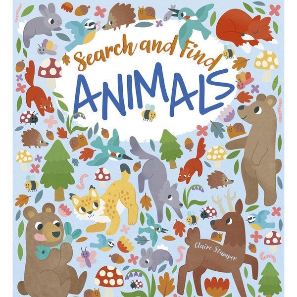 Search And Find - Animals