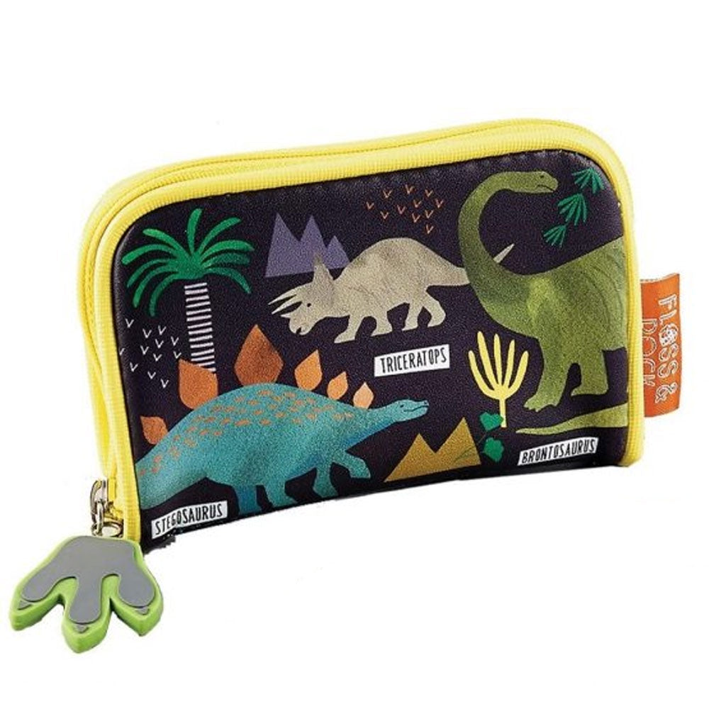 Floss And Rock | Wallet - Dinosaur