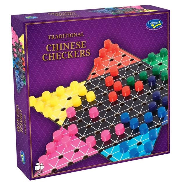 Holdson | Chinese Checkers