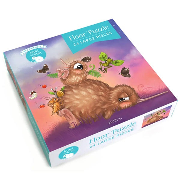 Kuwi The Kiwi | 24 Piece Floor Puzzle