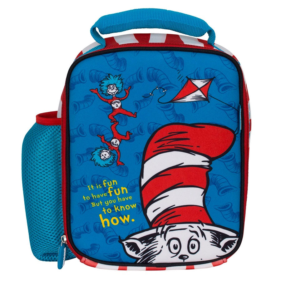 Dr Seuss | Cat In The Hat Lunchbag