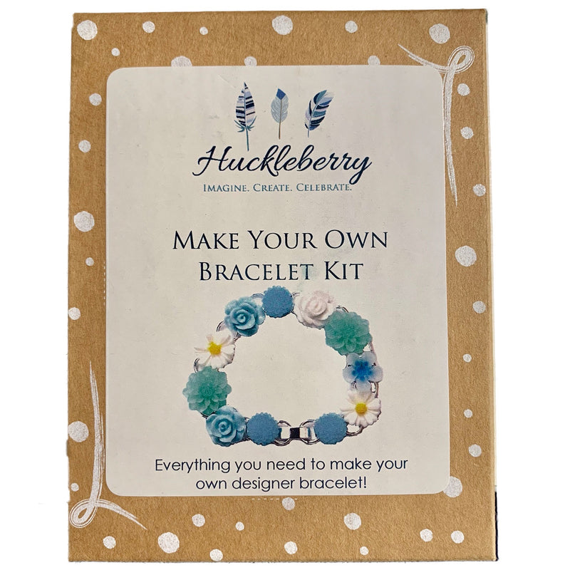 Huckleberry | Make Your Own Bracelet Kit - Blue