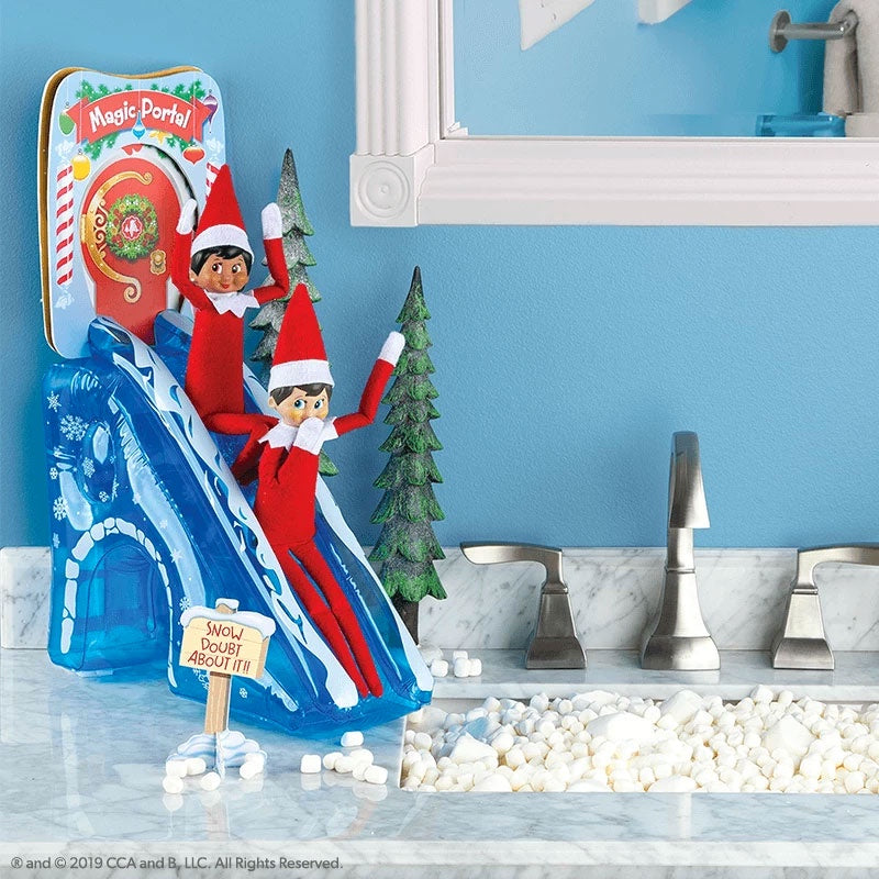 Elf On The Shelf | Portal Door & Slide