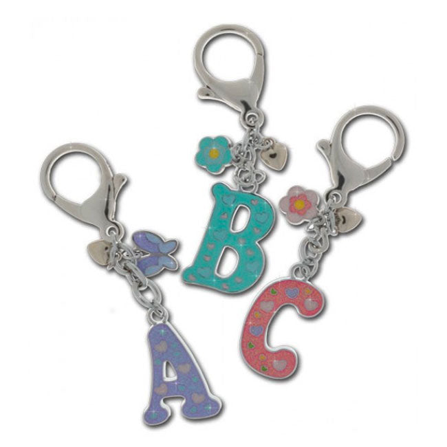 All That Glitters | Keyring - P