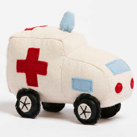 Nana Huchy | Ambulance Rattle