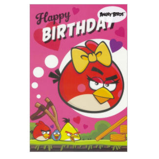 Birthday Cards | Angry Birds Special Day