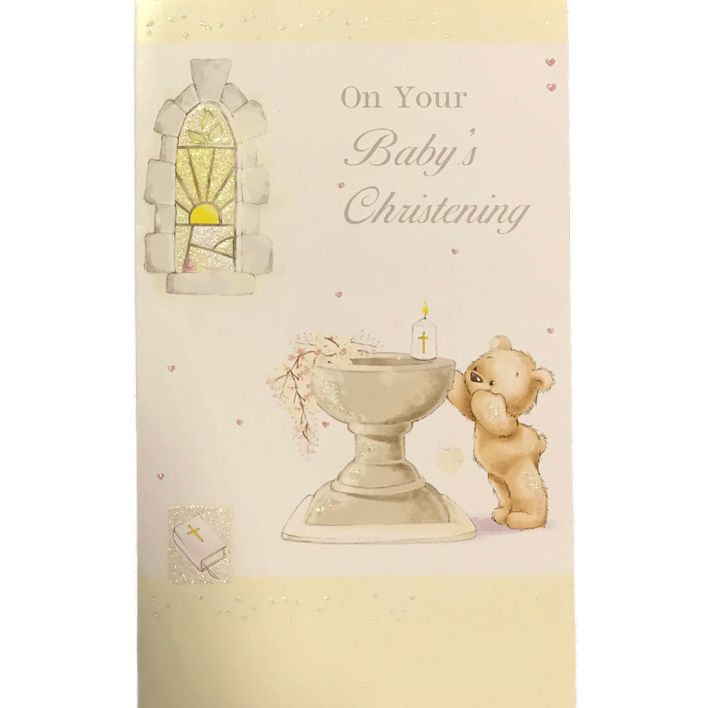 Birthday Card | Baby Christening