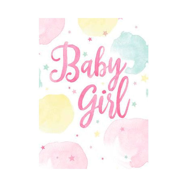 New Baby Cards | Baby Girl