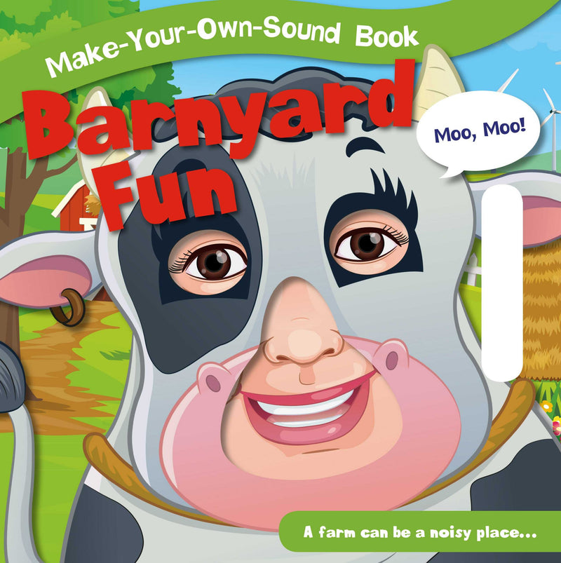 Make Your Own Sound | Barnyard Fun