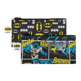 Bumkins | Small Snack Bag 2 Pack - Batman