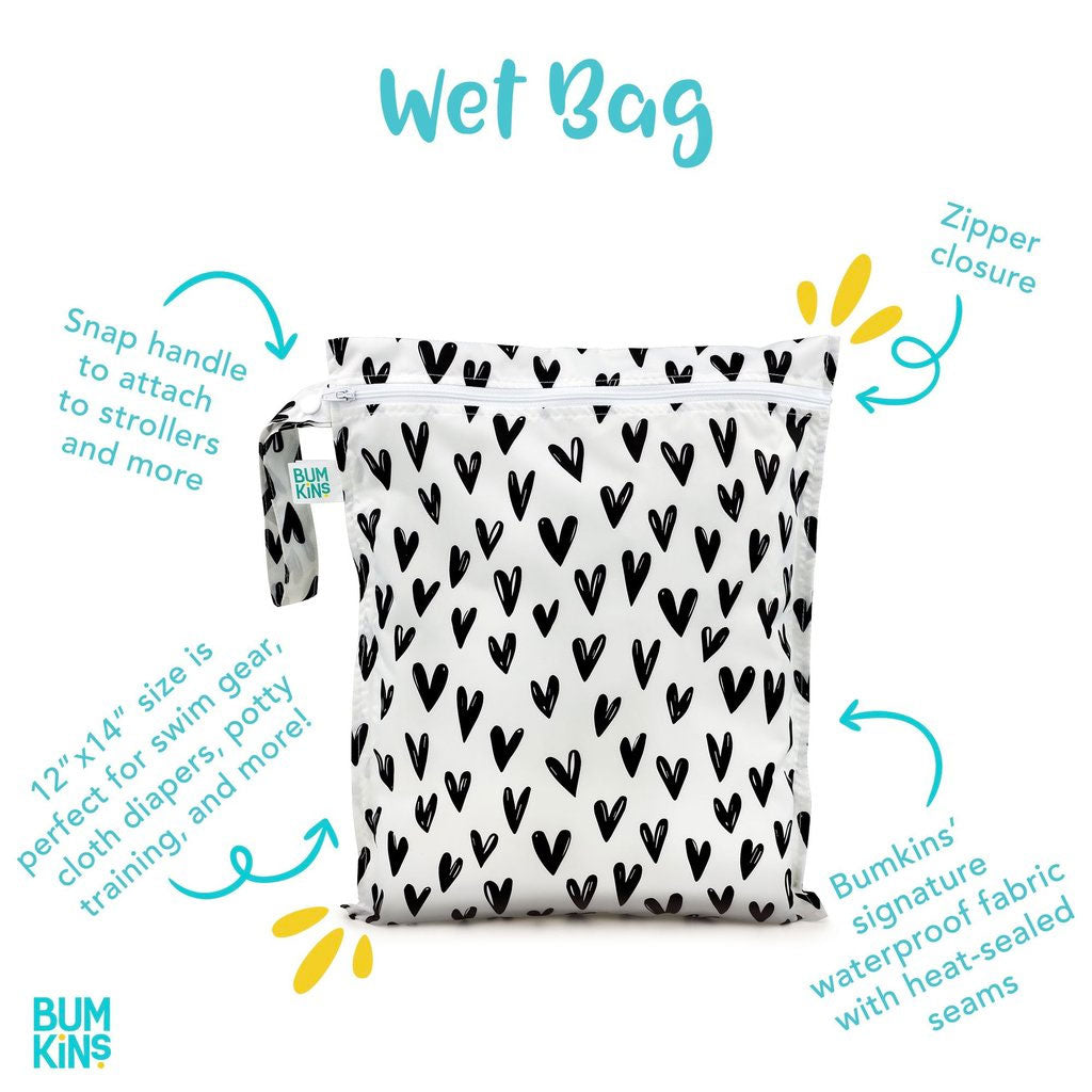 Bumkins | Wet Bag - Outdoors