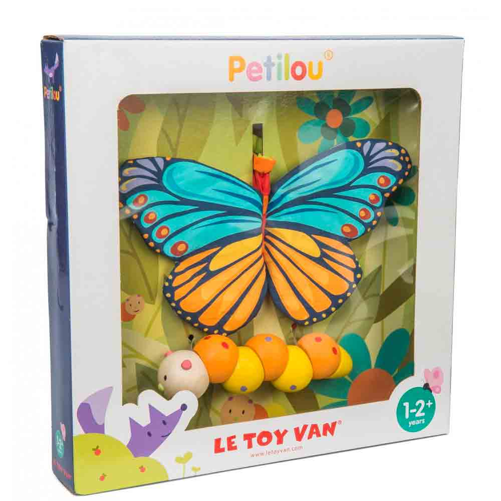 Le Toy Van | Caterpillar To Butterfly