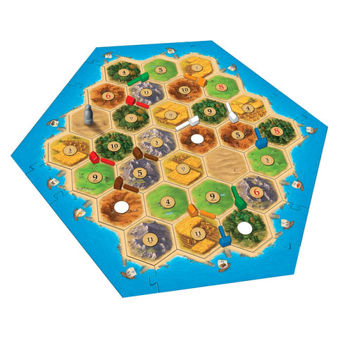 Settlers of Catan | 5-6 Player Extension