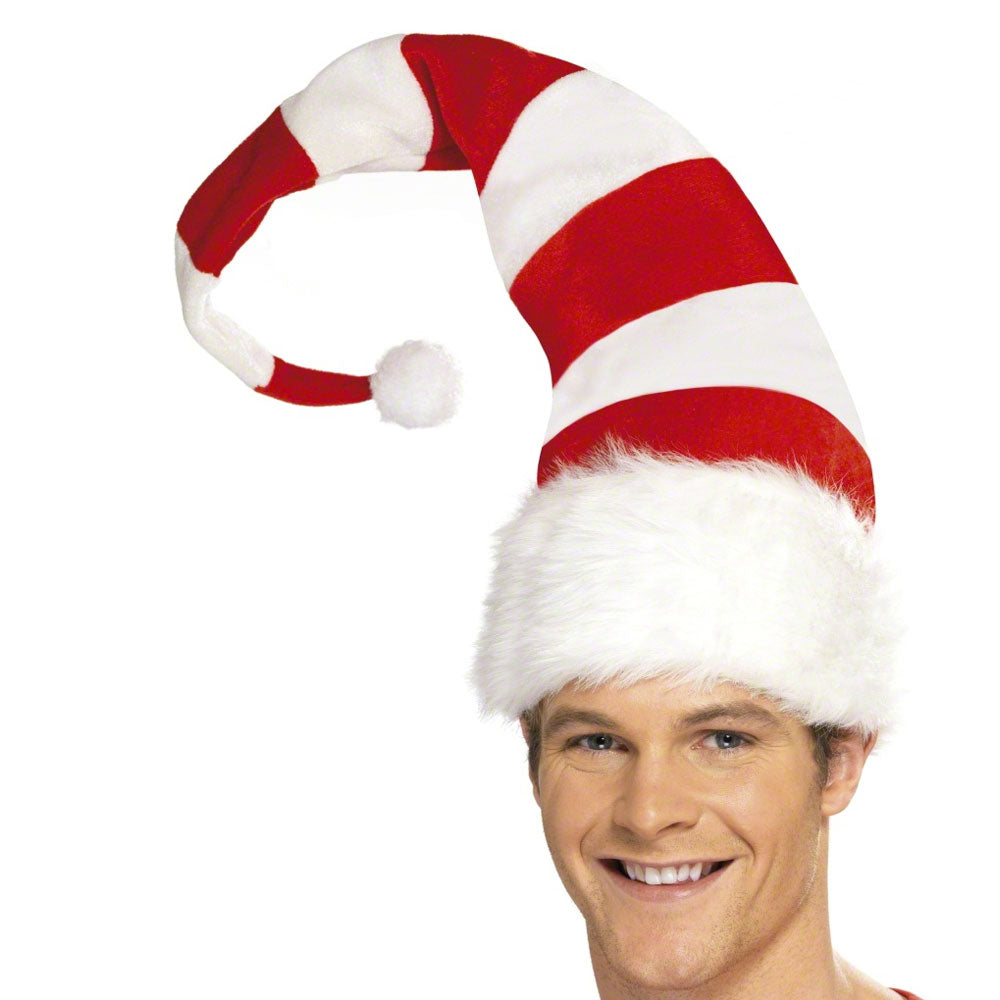 Christmas Stripy Hat