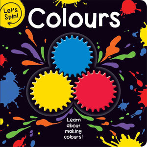 Let's Spin - Colours