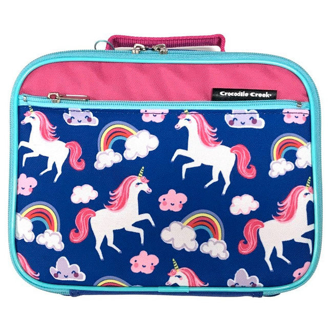 Crocodile Creek | Classic Lunchbox - Unicorn