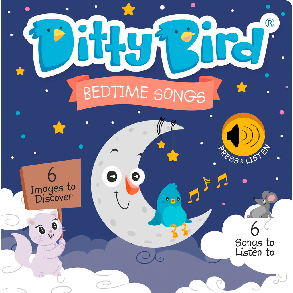 Ditty Bird | Bedtime Songs