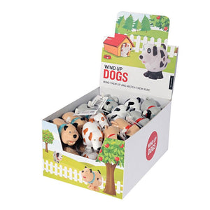 IS Gifts | Wind Up Dog