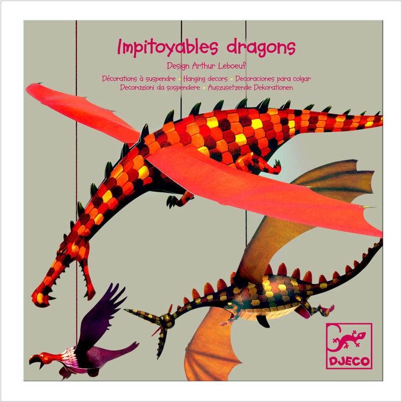 DJECO | Lightweights - Dragons