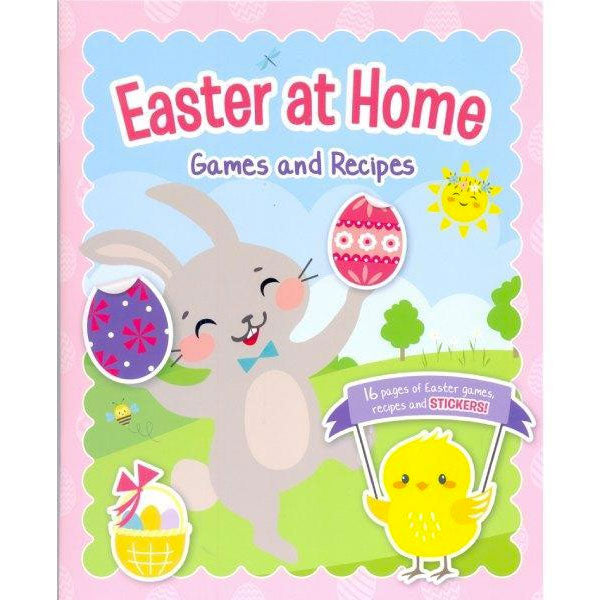 Easter at Home: Games & Recipes