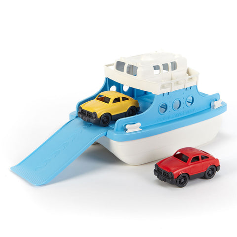 Green Toys | Ferry Boat with Mini Cars