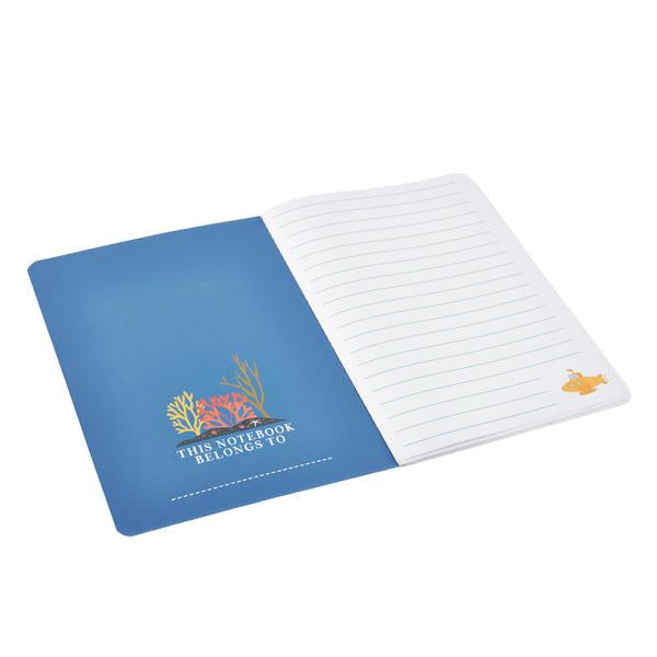 Floss & Rock | Deep Sea Notebooks - Set of 2