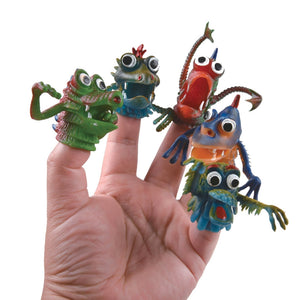 Fun Times | Fun Finger Monsters