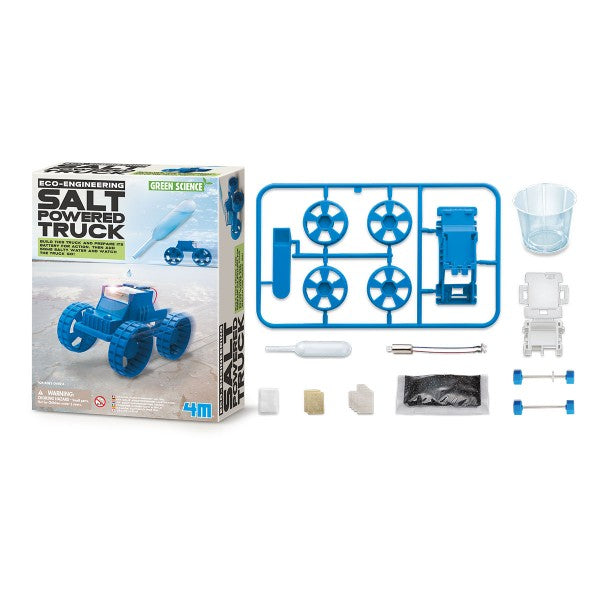 Green Science | Salt Powered Truck