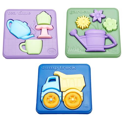 Green Toys | Tea Time Puzzle