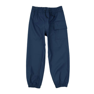 Hatley | Navy Waterproof Splash Pants