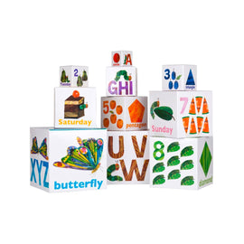 World Of Eric Carle | Stackable Learning Blocks