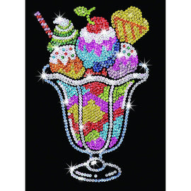 KSG | Sequin Art - Ice Cream