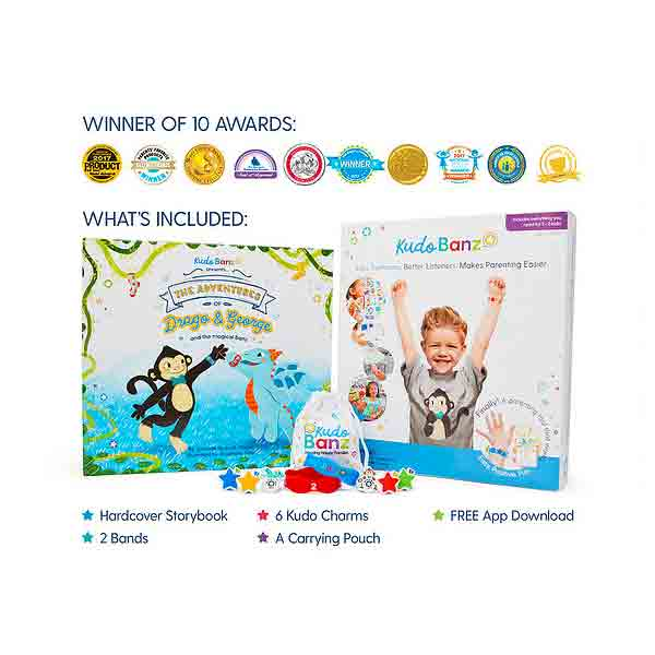 Kudo Banz | Starter Kit - Behaviour Reward System