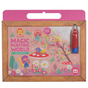 Tiger Tribe | Magic Painting - Fairy Garden