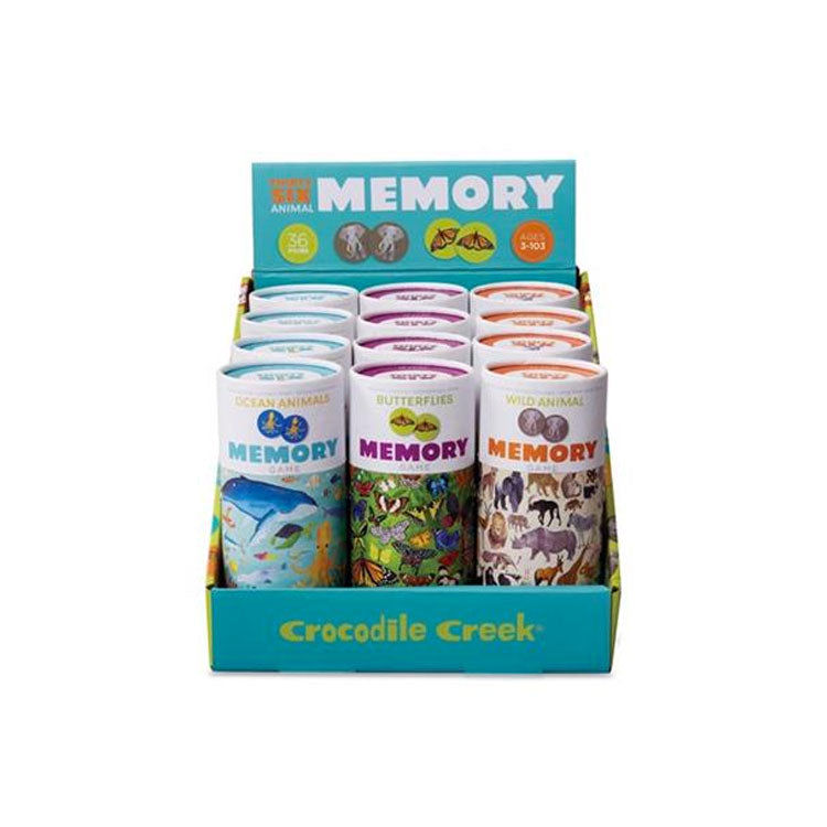 Crocodile Creek | Memory Game