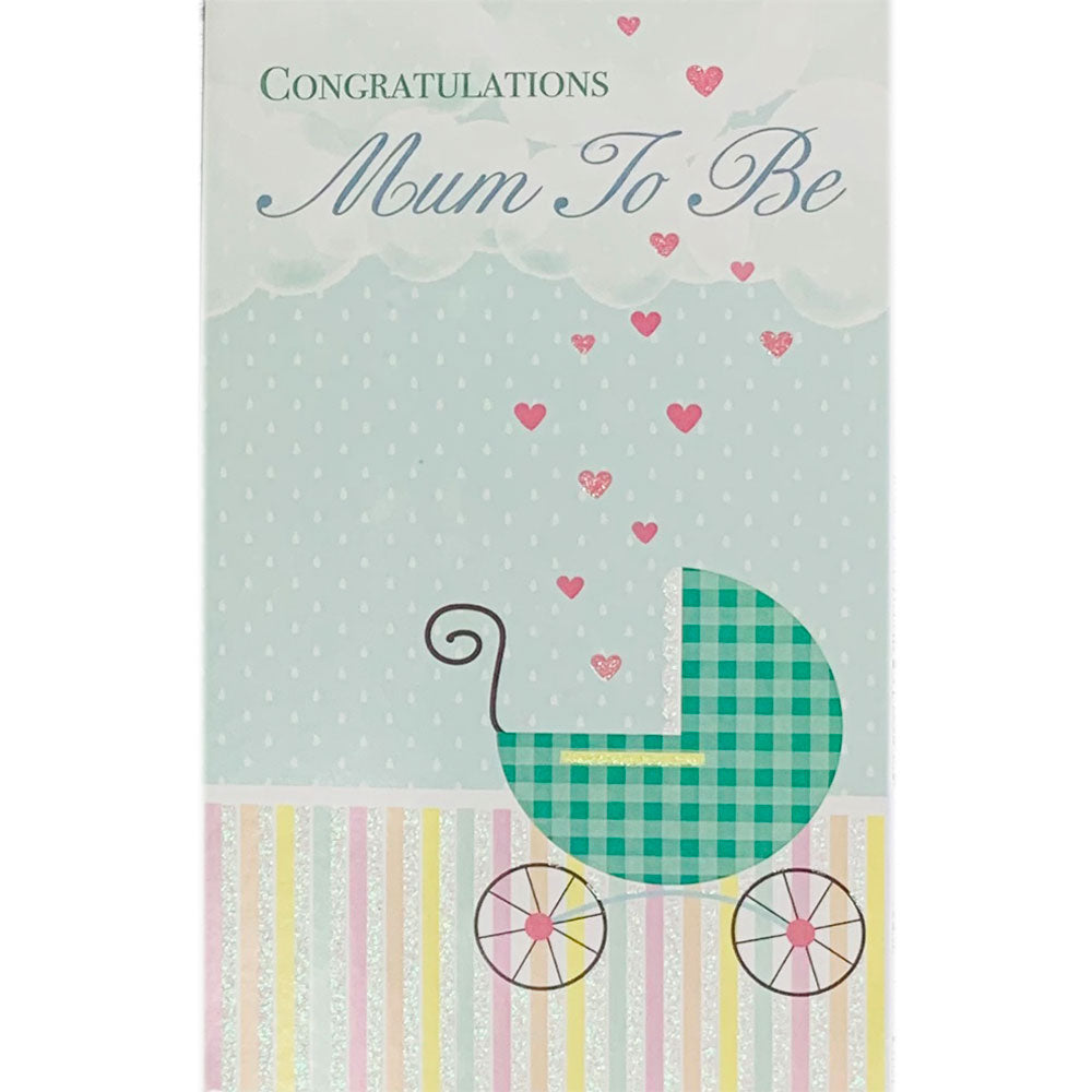 Baby Shower Card | Congratulations Mum To Be