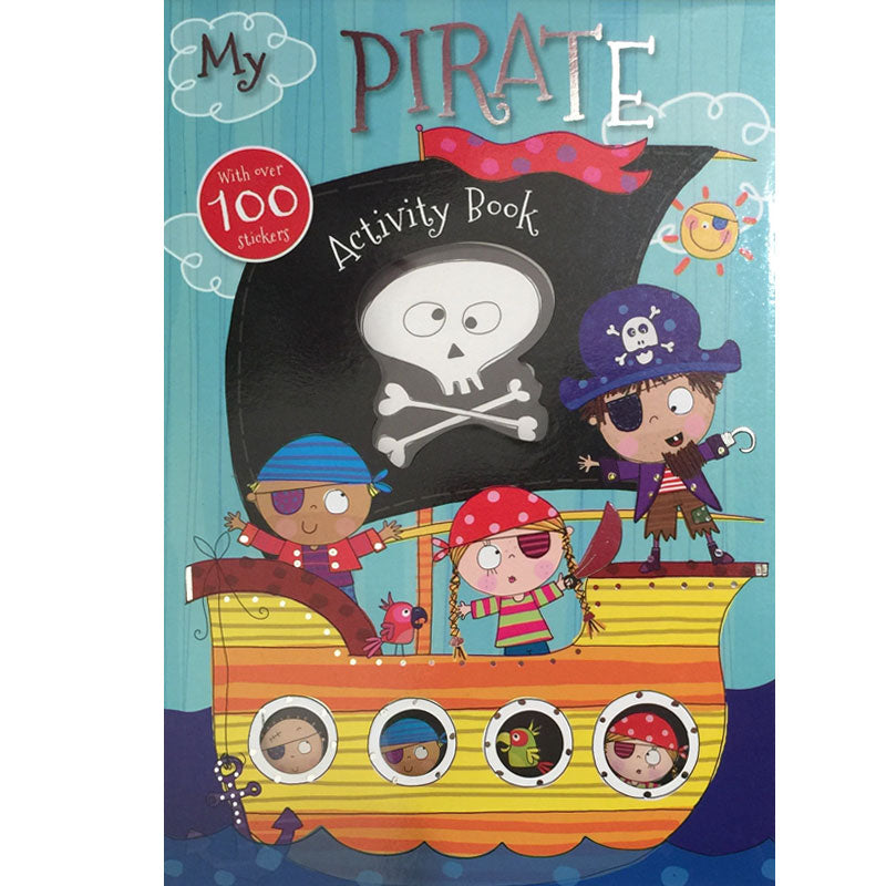 My Pirate Activity Book