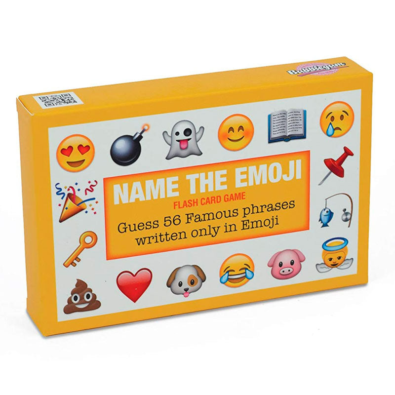 Bubblegum Stuff | Name The Emoji - Phrases