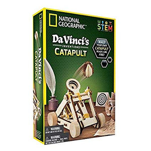 National Geographic | Da Vinci's Catapult