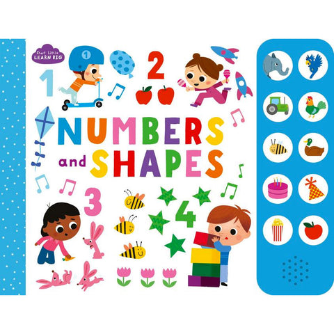 Start Little Learn Big | Numbers and Shapes