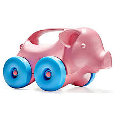 Green Toys | Pig On Wheels