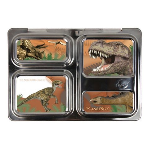 Planet Box | Launch Magnets - Velociraptor