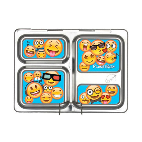 Planet Box | Launch Magnets - Emoticons