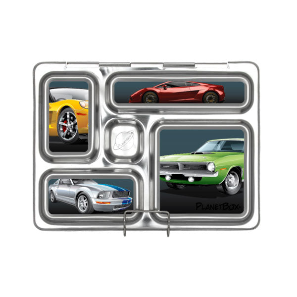 Planet Box | Rover Magnets - Cars