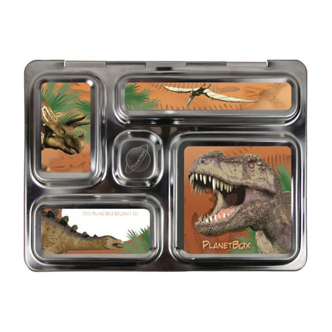 Planet Box | Rover Magnets - Dinosaurs