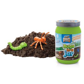 Play Dirt | Bugs in a Jar